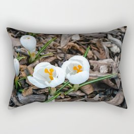 Crocus Rectangular Pillow