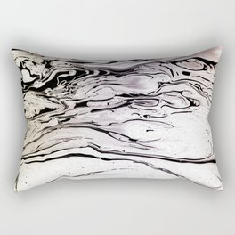LIQUID MARBLED & PASTEL Rectangular Pillow