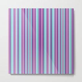 Violet Background Metal Print