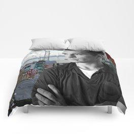Jack Kerouac San Francisco Comforters