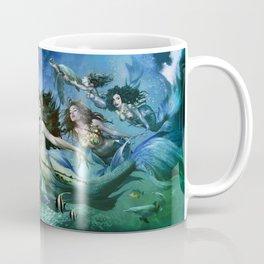 Seven Sirens Coffee Mug