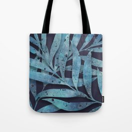 Watercolor Ferns Tote Bag