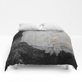 Crystal Peony by Teresa Thompson Comforters