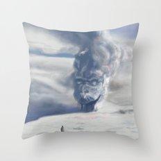 Vulcan Throw Pillow