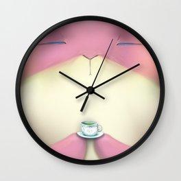 Mr. Bunny  Wall Clock