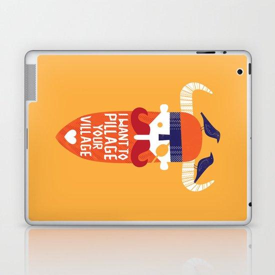 Pillage Laptop & iPad Skin