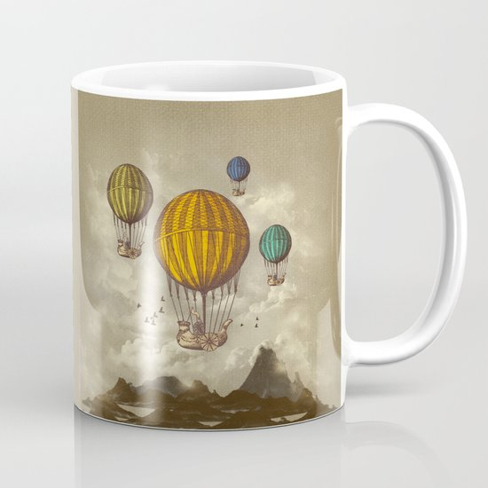 The Voyage Mug