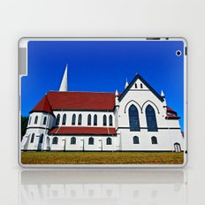 St. Mary's Church side view Laptop & iPad Skin