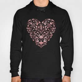 Ornate Heart Hoody