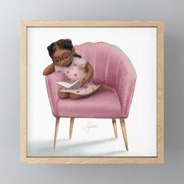 Dream Chair Framed Mini Art Print