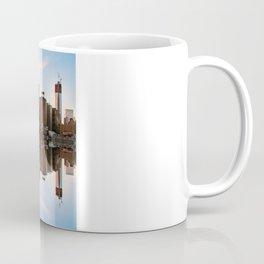 Reflection of Manhattan Coffee Mug