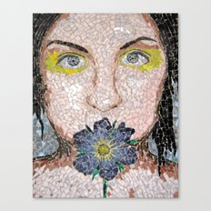 Mute Canvas Print