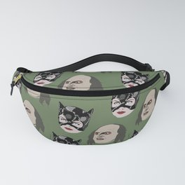 Catwoman and Penguin Fanny Pack