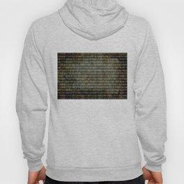 The Binary Code - Dark Grunge version Hoody