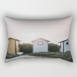 Summer at the beach II - Landscape and Nature Photography Rectangular Pillow