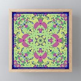 """""""Spring"""" series #4 Framed Mini Art Print"""