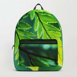 Shades of Green Backpack