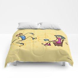Like or dislike Comforters