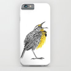 Eastern meadowlark Slim Case iPhone 6s