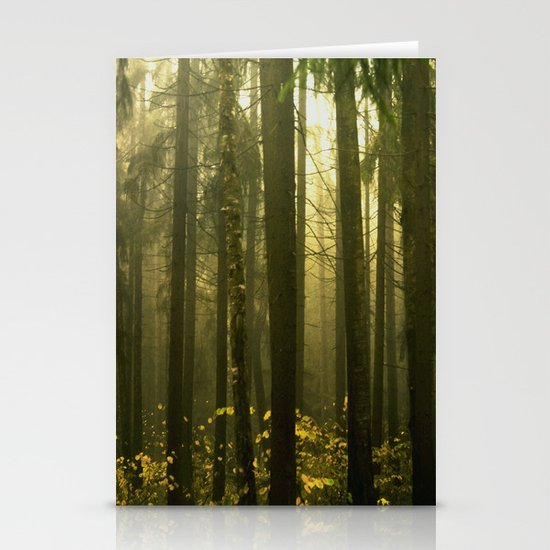 Forest#5 Stationery Cards
