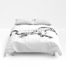 Horse (Dappled Beauty) Comforters
