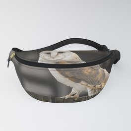 Barn Owl Fanny Pack