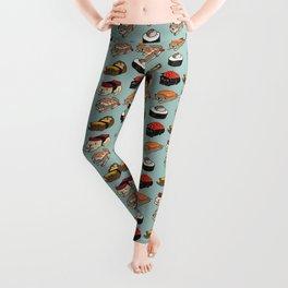 Sushi Otter Leggings