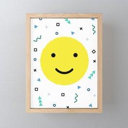emotion Framed Mini Art Print