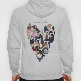 Strong as Hell Hoody
