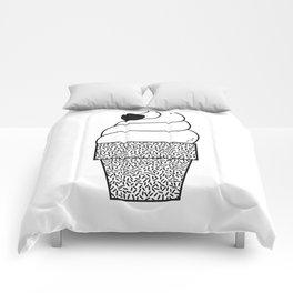 Glace italienne - italian ice cream Comforters