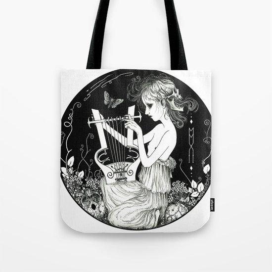 Torva Sonus - Grim Sound Tote Bag