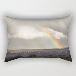 It's a rainy day Rectangular Pillow