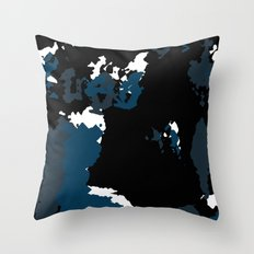 Distorted Dream Throw Pillow