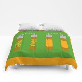 Cowabunga (Michelangelo Version) Comforters