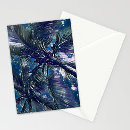 Coconut Tree Graphic Art Design | Digital Art | Painting Stationery Cards