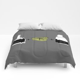 Gin and Tonic Comforters