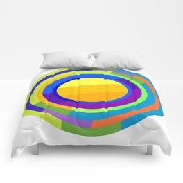 Circles of Swing (3) Comforters