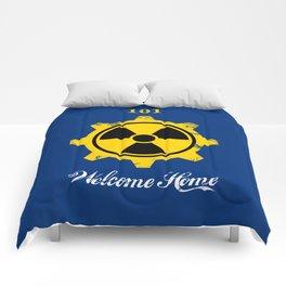 Vault 101 Comforters