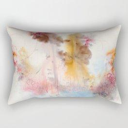 The intuitive mind Rectangular Pillow