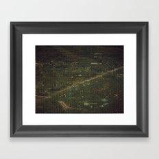 Lenticular 1 Framed Art Print
