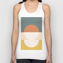 Abstract 02 Unisex Tank Top