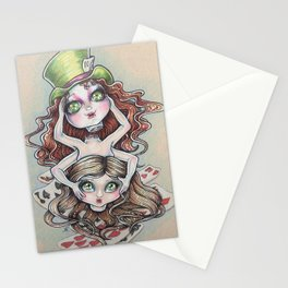 Embracing the Madness Stationery Cards