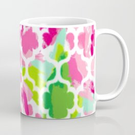 Lilly Roses Coffee Mug