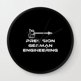 Precision Wall Clock