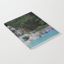 Kwang Si Waterfall, Luang Prabang, LAOS. Notebook