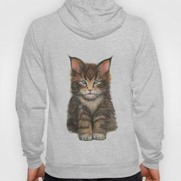 Little Kitten II Hoody
