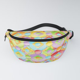 Rainbow Confection Fanny Pack