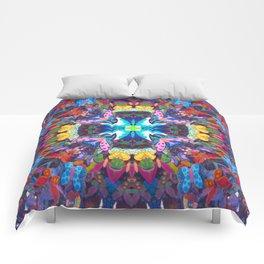 Spring Cross Comforters