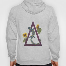 Born From Flame: The Alchemy of Fire Hoody
