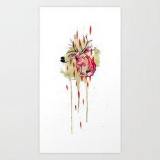 Jackalope Art Print